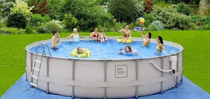 quels crit res d 39 achat d 39 une piscine hors sol autoport e. Black Bedroom Furniture Sets. Home Design Ideas